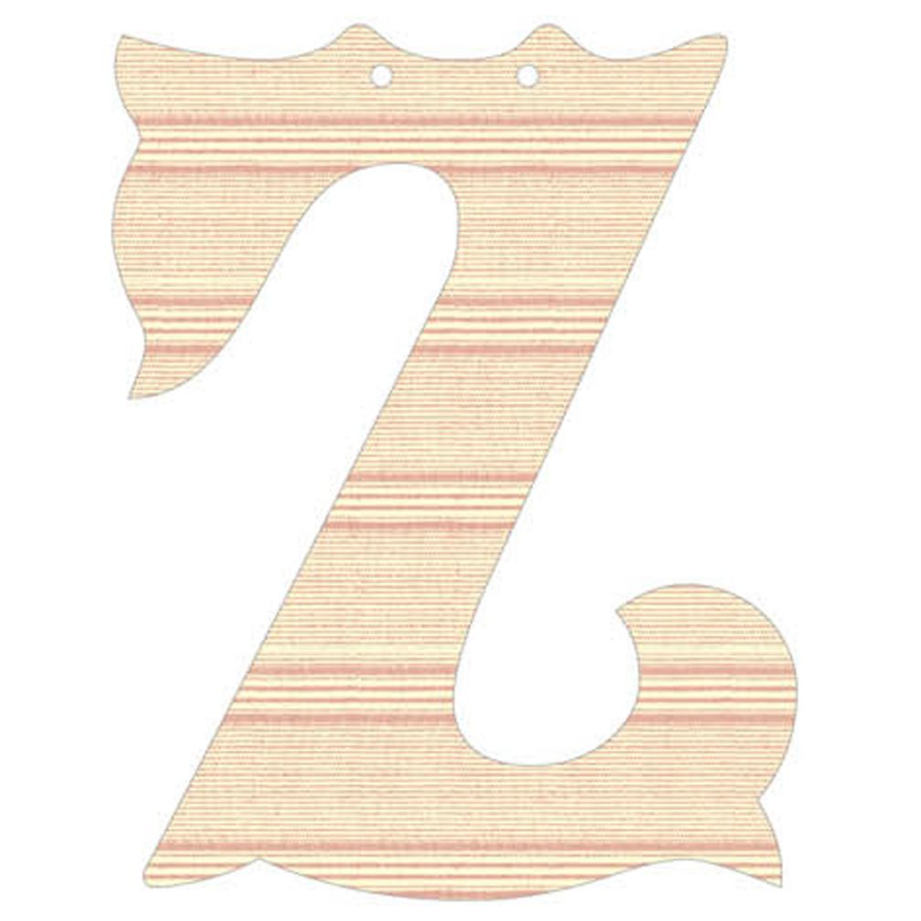 Z Fancy Font Wallpaper Letter