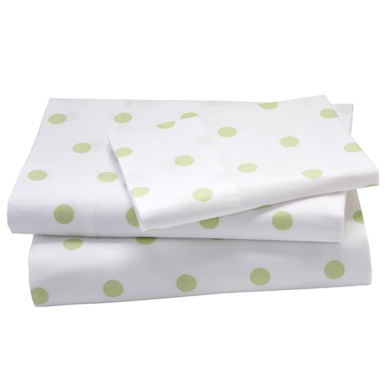 Poppy Sheet Set (Twin) in Sheet Sets | The Land of Nod
