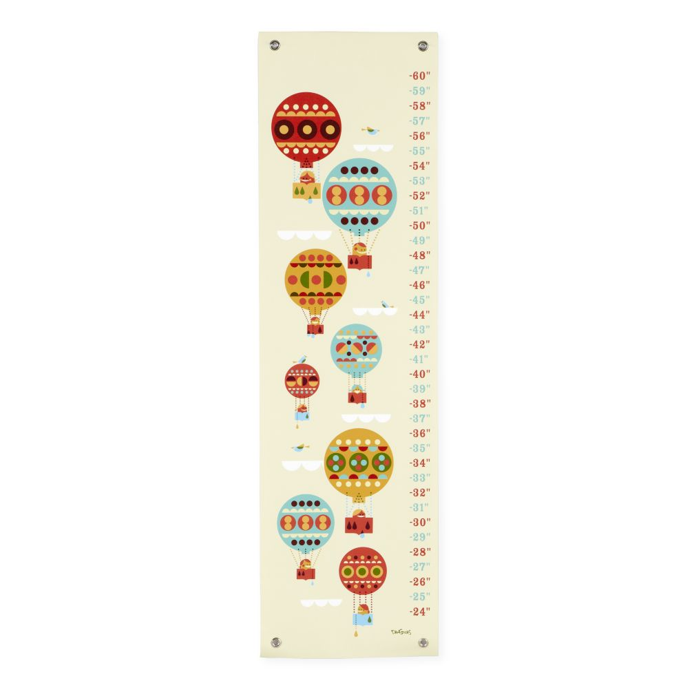Hot Air Balloon Growth Chart