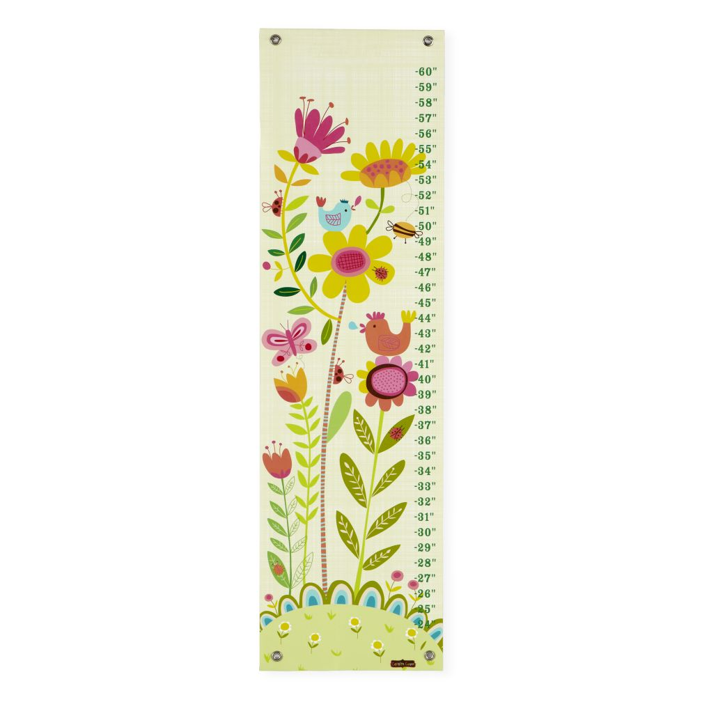 Bloom Birdies Growth Chart