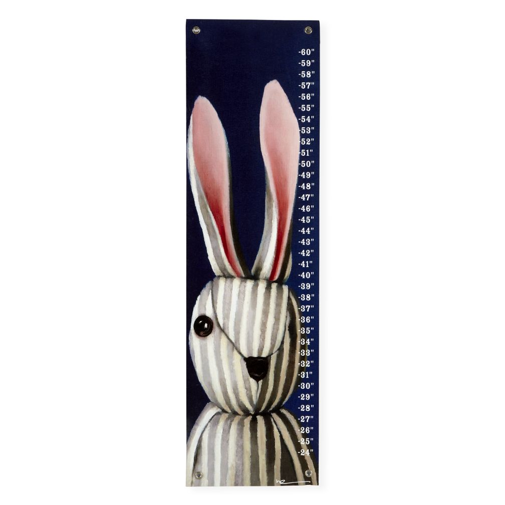 Striped Bunny Growth Chart