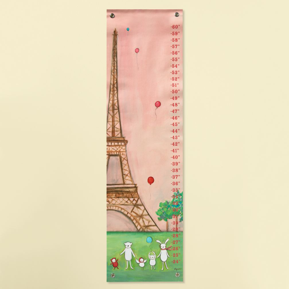 We&#39;re in Paris Growth Chart