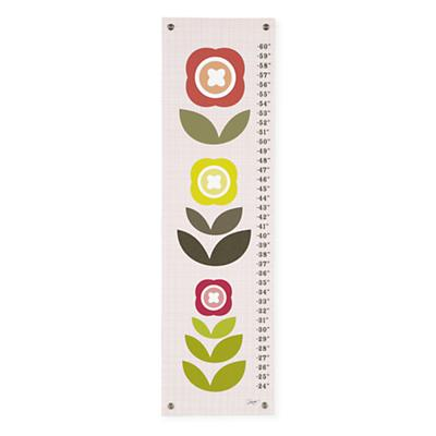 Modern Bloom Growth Chart