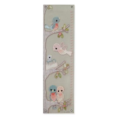 Vintage Birdies Growth Chart