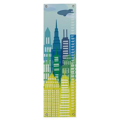 City Skyline Growth Chart