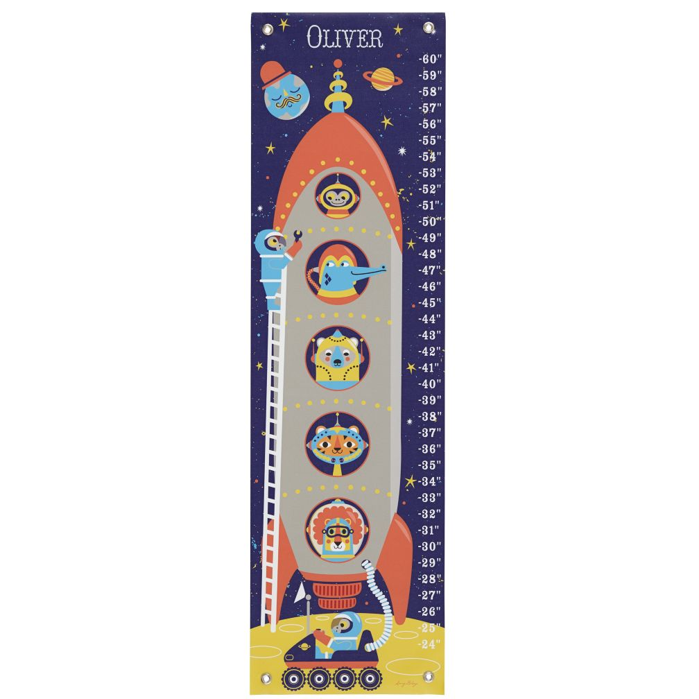 Moon Rocket Growth Chart