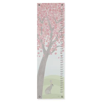 Pastel Tree Growth Chart