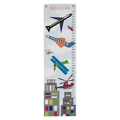Personalized Planes Growth Chart