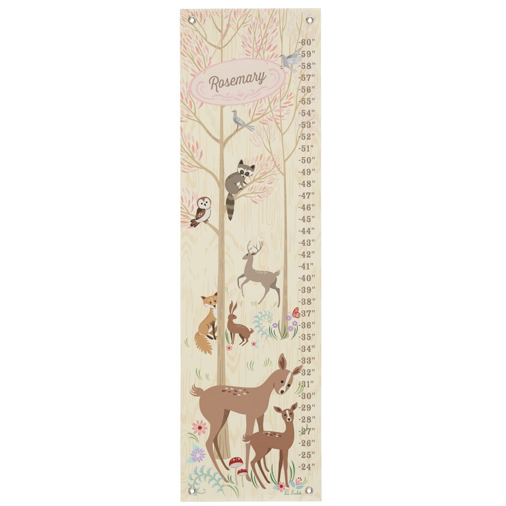 Playtime in the Woods Growth Chart