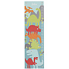 Personalized Prehistoric Growth Chart