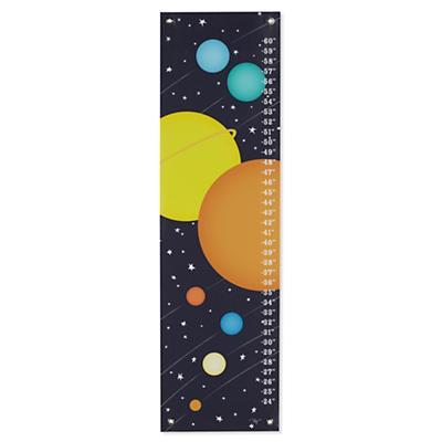 Solar System Growth Chart