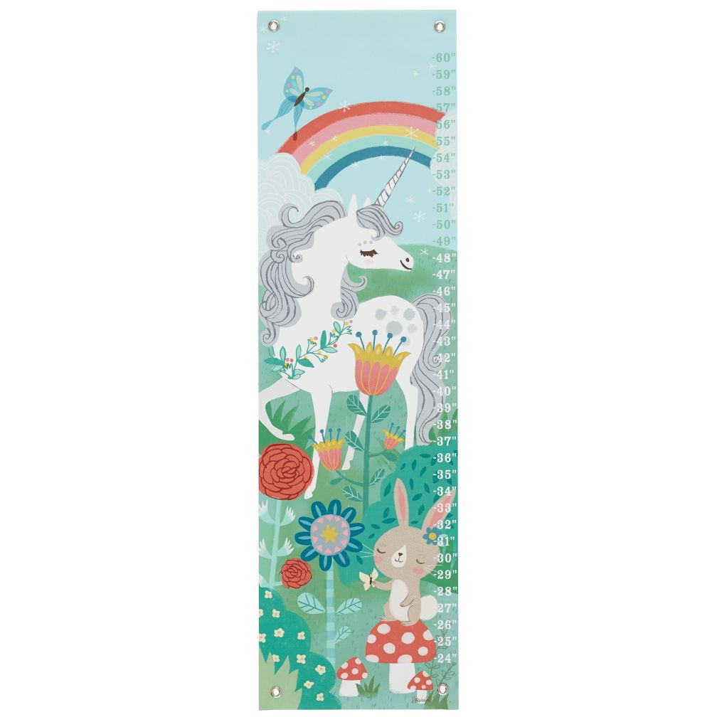 Unicorn in the Garden Growth Chart