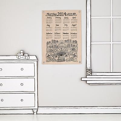 2014 Jute Calendar