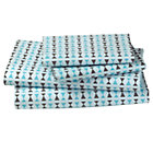 Full Bongos Sheet Set(includes 1 fitted sheet, 1 flat sheet and 2 cases)