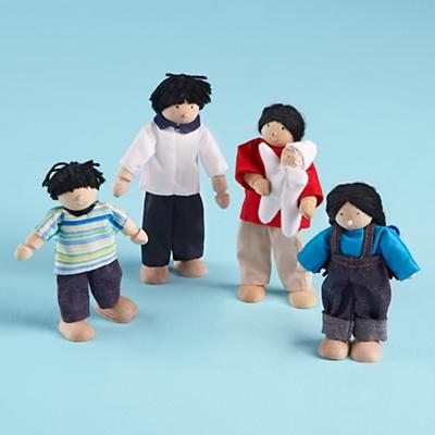 Hillside Doll Family #2
