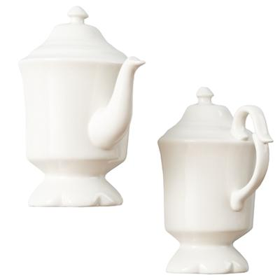 English High Tea Wall Décor (Set of 2)