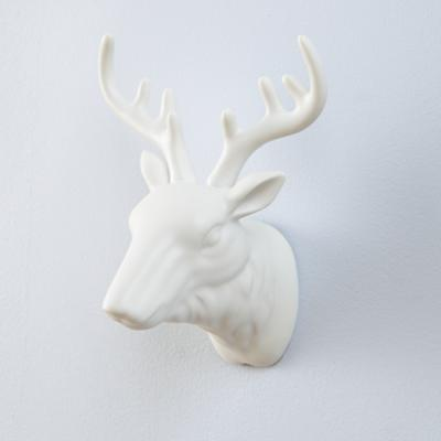 Warden Deer Head Wall Décor