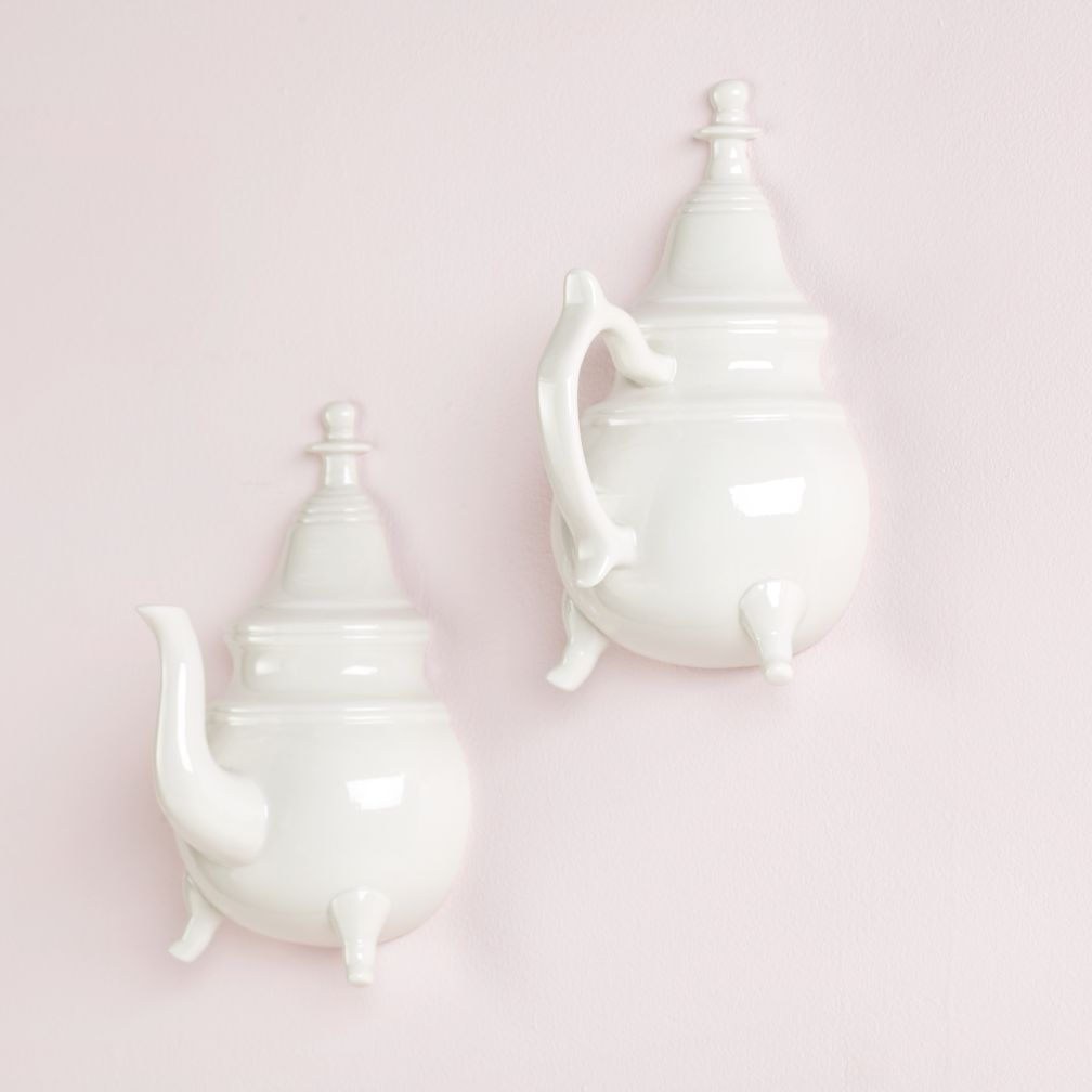 Moroccan High Tea Wall Décor (Set of 2)