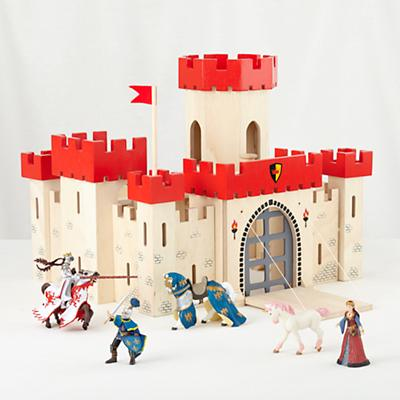 Noddingham Castle Complete Set