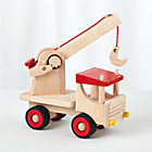 Crane Solid Wood Toy