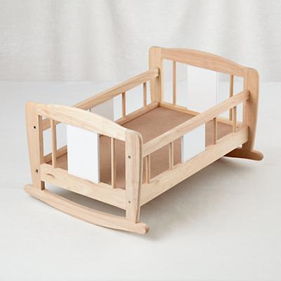 Doll World Cradle