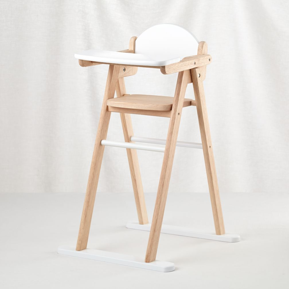 Doll World High Chair