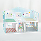 Cottage Dollhouse Decor Kit