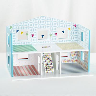 Cottage Dollhouse Décor Kit