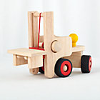 Forklift Solid Wood Toy
