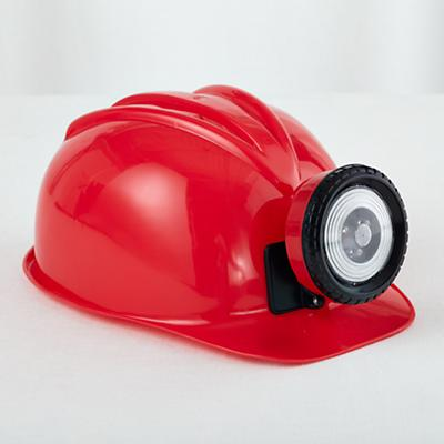 Miner's Helmet (Red)