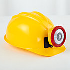 Yellow Miners Helmet