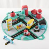 Plushville On the Go Play Set