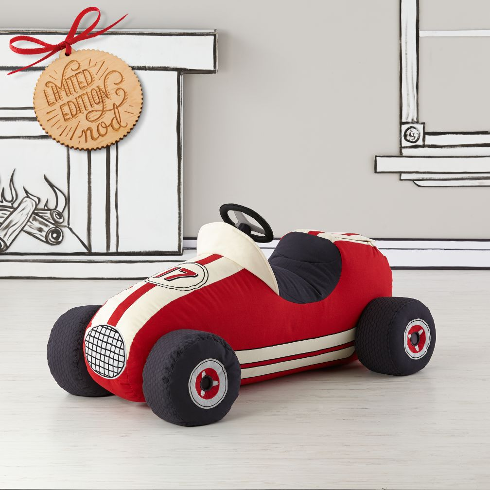 Grandest Prix Plush Speedster (Ltd. Edition)