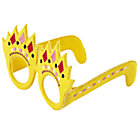 Yellow Glam Glasses