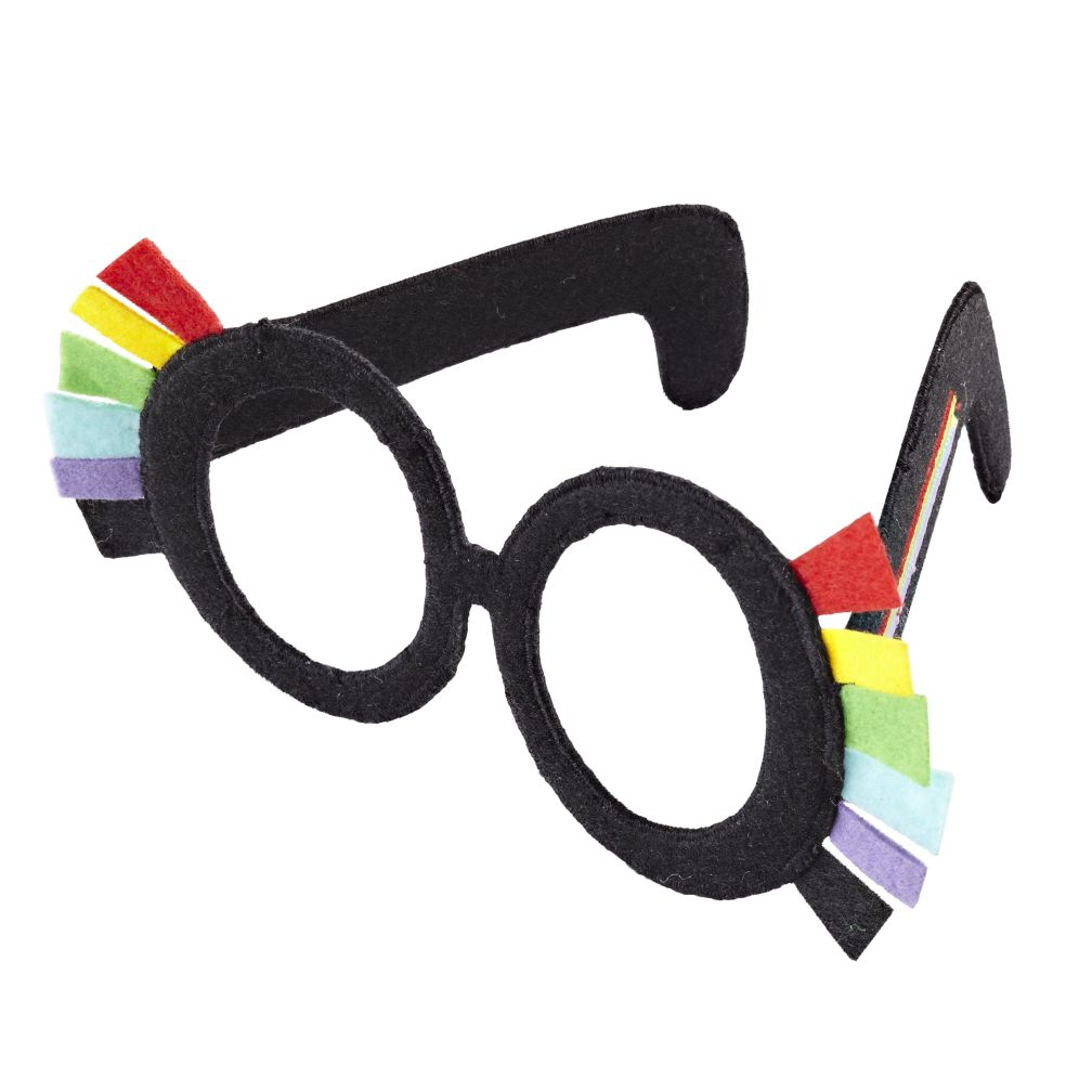 Multi Rainbow Glasses