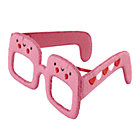 Pink Smiley Glasses
