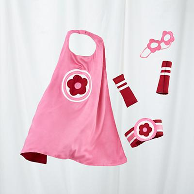 Super Sidekick Costumes (Pink Flower)