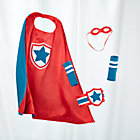 Red Super Sidekick Costume