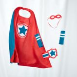 Super Sidekick Costumes (Red Star)