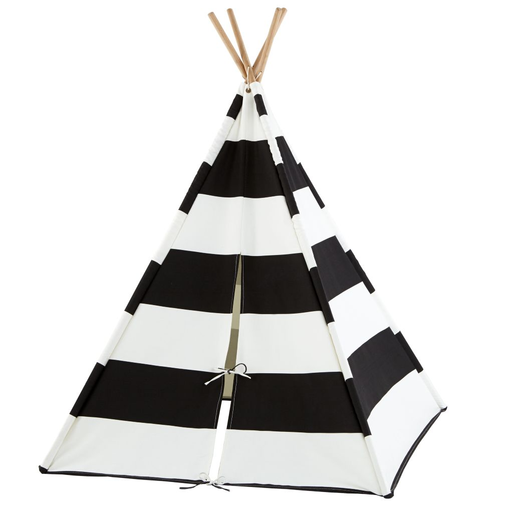http://www.landofnod.com/a-teepee-to-call-your-own-black-stripe/f13153
