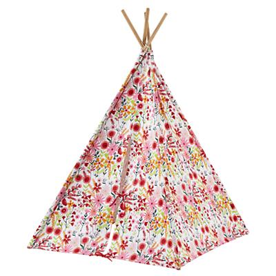 A Teepee to Call Your Own (Floral)