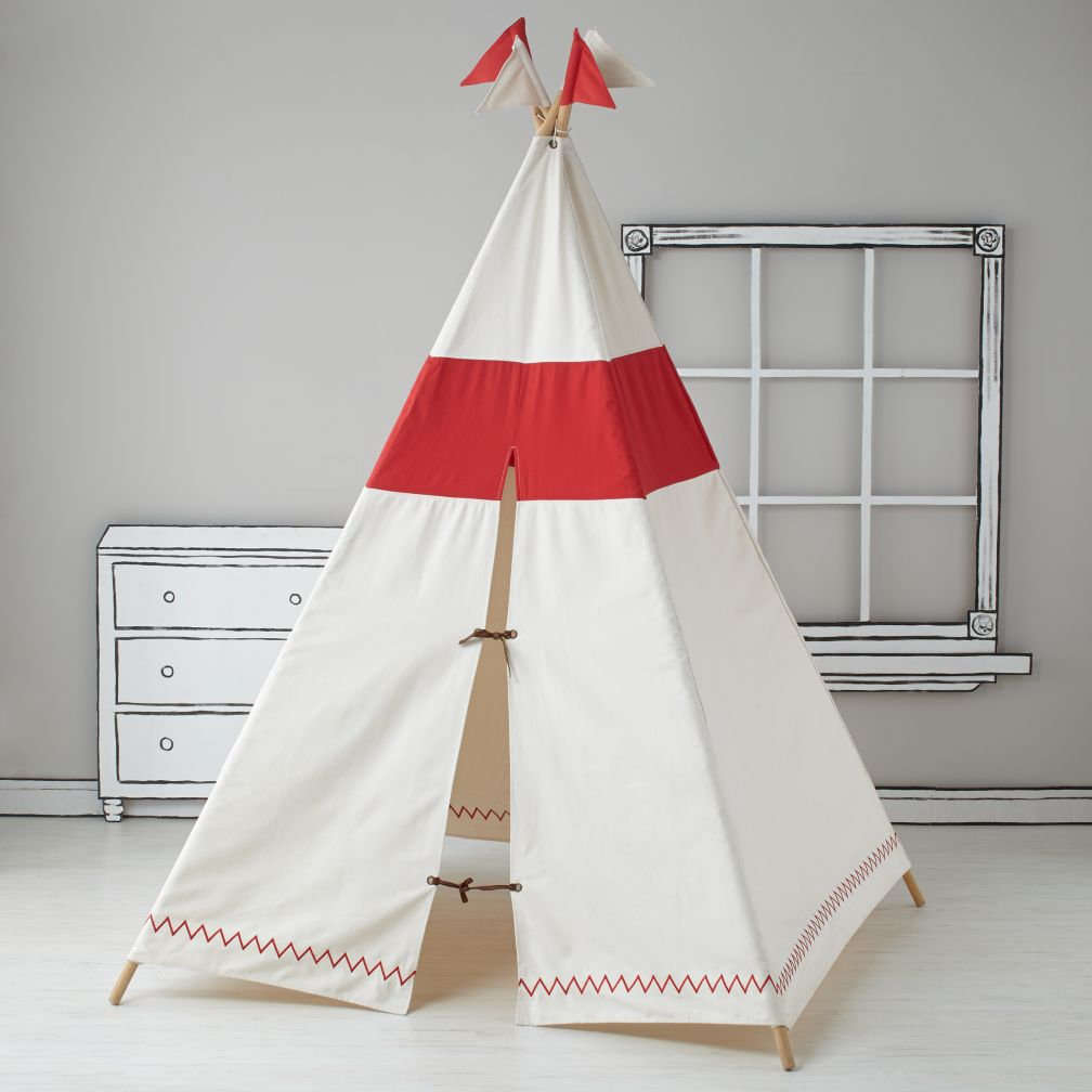 In, Out, All About Teepee