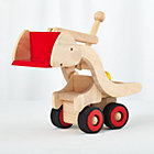 Loader Truck Solid Wood Toy