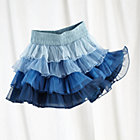 Blue Splendid Tutu