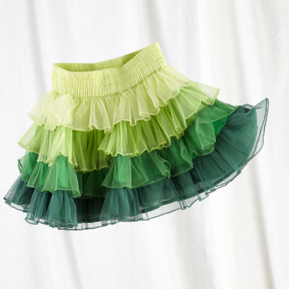 Green Splendid Tutu