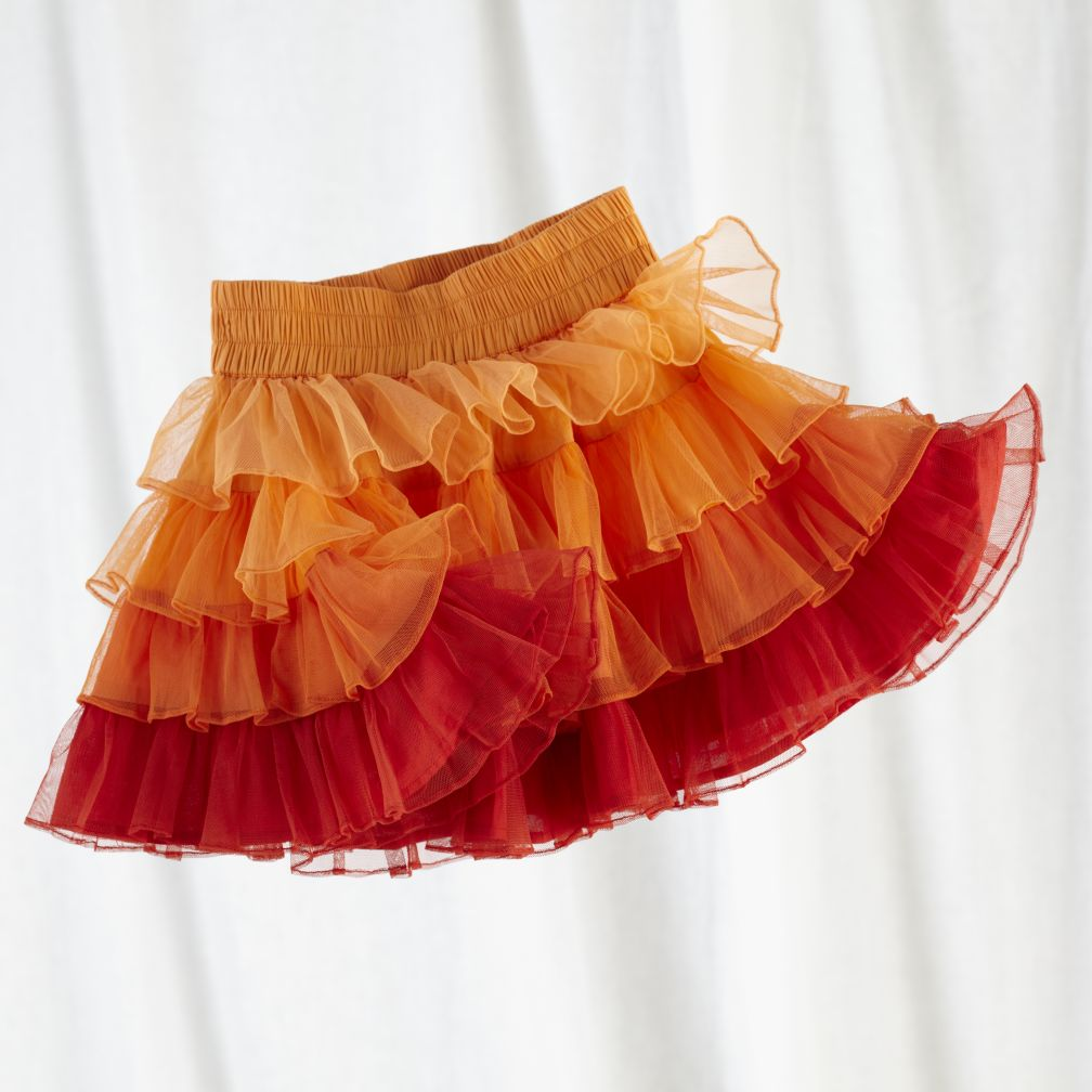 Orange Splendid Tutu