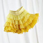 Yellow Splendid Tutu