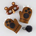 Brown Bear Dress-Up Set