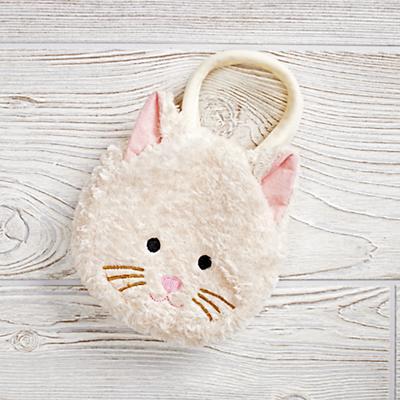 Cat Goody Bag Purse