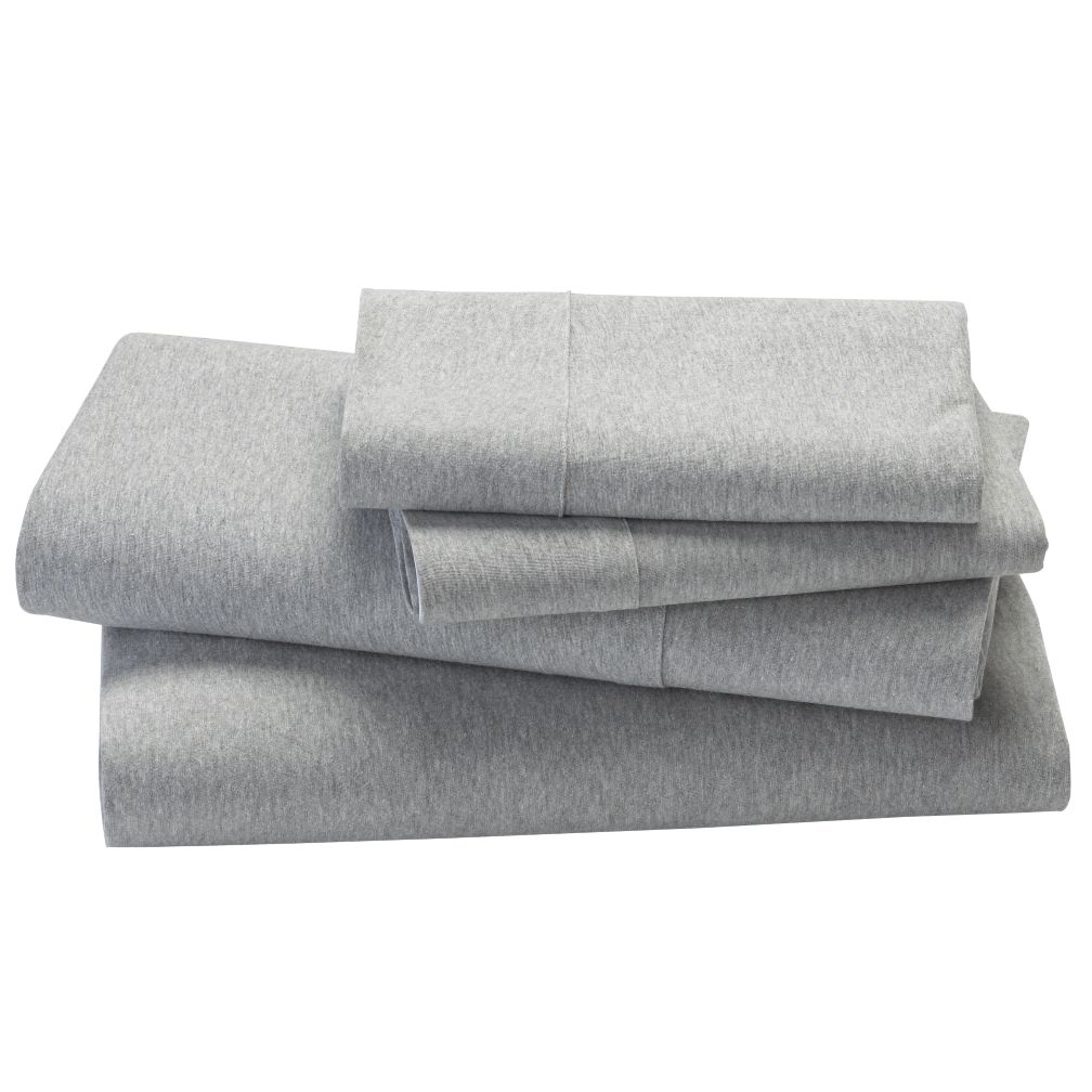 Jersey Sheet Set (Grey)